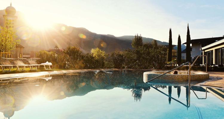 Unser Beauty Tipp für den Urlaub in Südtirol: Hotel Schwarzschmied in Lana! Geniessen mit allen Sinnen!